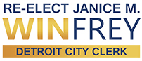 Janice Winfrey for City Clerk